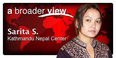 Sarita Coordinator Nepal