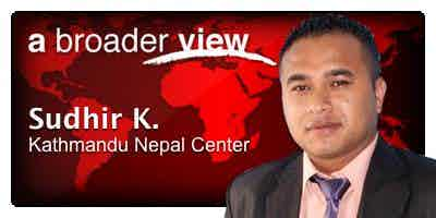 Sudhir Coordinator Nepal